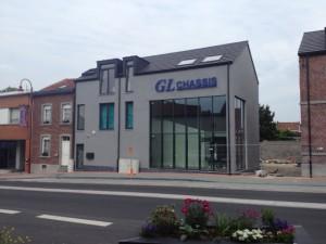 showroom GL CHASSIS 14